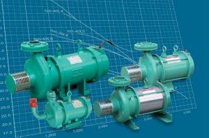 Hệ thống lắp đặt thiết bị đài phun nước bơm chìm chuyên dụng