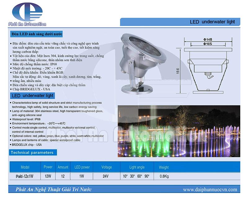 den-led-dai-phun-nuoc-12w-ip68